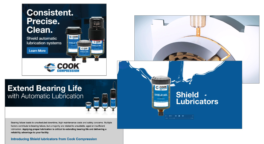 cook compression product launch